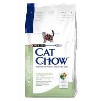 Purina Cat Chow Sterilized - Kısırlaştırılmış Kediler İçin Kedi Maması 15 Kg