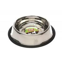 *Flip KE-3207 Çelik Köpek Mama Kabı 96 Oz.(3000ml)