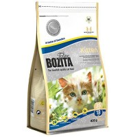 Bozita Feline Kitten İsveç Tavuk Ve İskandinav Somonlu Yavru Kedi Maması 400 Gr