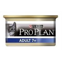 Pro Plan Adult+7 Tavuklu Yaşlı Kedi Konservesi 85 Gr
