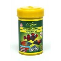 Ahm Spirulina Max Granulat Balık Yemi 100 ml