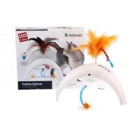 *Gigwi 7002 Pet Droid Hareket Sensörlü-Doğal Tüylü