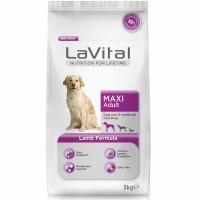 La Vital Kuzulu Maxi Adult Köpek Maması 3 Kg