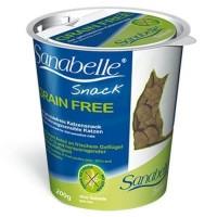 Sanabelle Grain Free Tahılsız Kümes Hayvanlı Kedi Ödül Maması 200 Gr