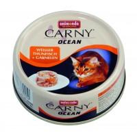 Animonda Carny Ocean Ton Balığı Ve Karidesli Kedi Konservesi 80 Gr