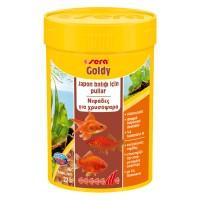 Sera Goldy Japon Balik Yemi 100 ml  22 Gr