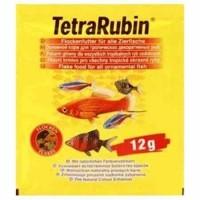 *Tetra Rubin Flakes Paket Pul Balik Yemi 12 Gr