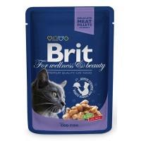 Brit Premium Morina Balıklı Pouch Kedi Maması 100 Gr
