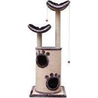 Agira İkon Çok Katlı Yuvalı Kedi Tırmalama ve Oyun Standı 120 cm