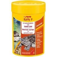 Sera Raffy P Kaplumbağa Yemi 100 ml  18 Gr