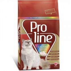 Proline Renkli Balıklı Yetişkin Kedi Mamasi 500 gr