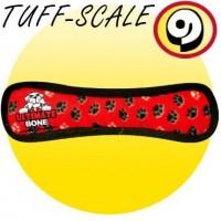 *Tuffy Pati Desenli Kemik Şeklinde Köpek Oyuncaği 32 Cm