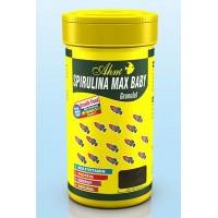Ahm Spirulina Max Baby Granulat Yavru Balık Yemi 100 ml