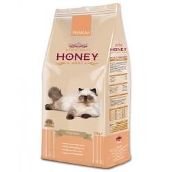Honey Premium Tavuklu Yetişkin Kedi Maması 15 Kg