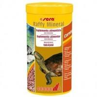 Sera Raffy Mineral Kaplumbağa Yemi 250 ml  55 Gr