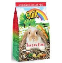 Quik Vitaminli Tavşan Yemi 750 Gr