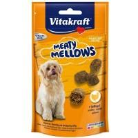 Vitakraft Meaty Mellows Kümes Hayvanlı Yumuşak Köpek Ödülü 120 Gr