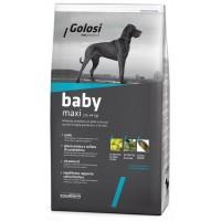 Golosi Dog Baby Maxi Tavuklu Büyük Irk Yavru Köpek Mamasi 12 Kg