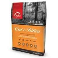 Orijen Cat & Kitten Tahılsız Yavru Ve Yetişkin Kedi Maması 1.8 Kg