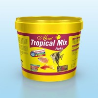 Ahm Tropical Mix Flake Pul Balık Yemi Kova 2 Kg