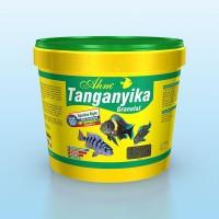 Ahm Tanganyıka Granulat Otçul Balık Yemi Kova 3 Kg