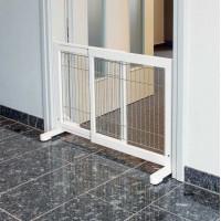 Trixie Köpek Bariyeri, 65-108X61X31cm Beyaz
