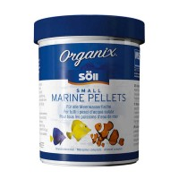Organix Small Marine Pellets 120g/270 ml