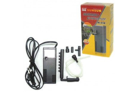 SUNSUN HJ-411B Akvaryum İç Filtre 300L/H 2W