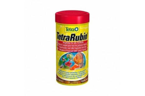 Tetra Rubin Flakes Renklendirici Pul Yem 52g/250 ml