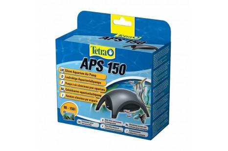 Tetratec Aps-150 Tek Çıkışlı Hava Motoru 150 L/s (Siyah) 3,1 W