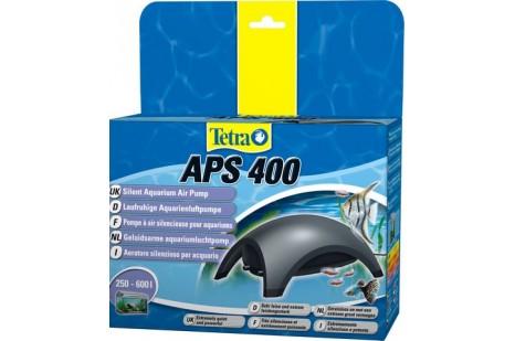 Tetratec Aps-400 Çift Çıkışlı Hava Motoru 400 L/s (Siyah) 4,5 W