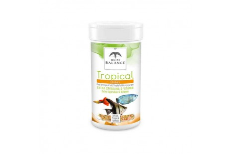 White Balance Tropical Flakes 100 ml
