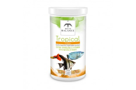 White Balance Tropical Flakes 250 ml